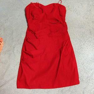 Never worn Ruby Rox red dress